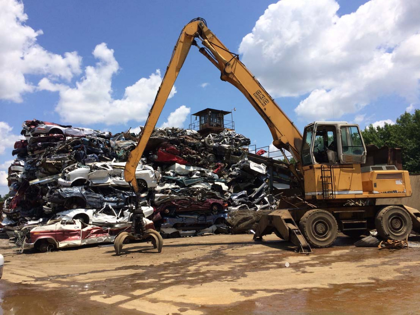Need a Place to Take Your Scrap Metal?