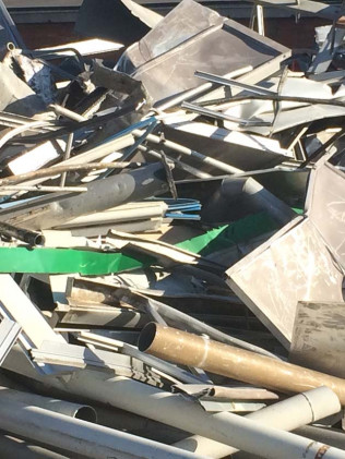 Industrial Scrap Management